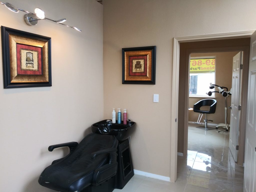 Nail Salons Highway 78 and FM544